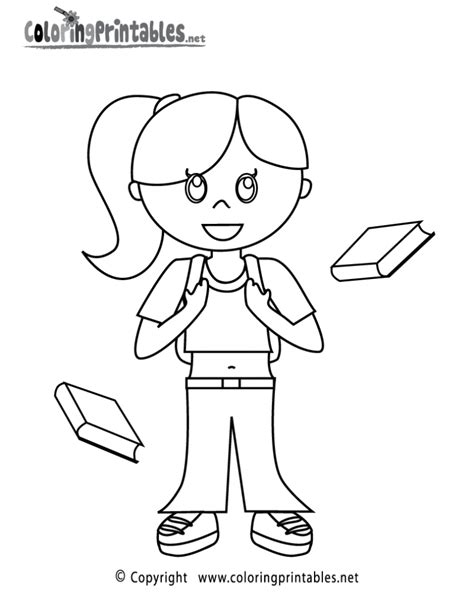printable coloring pages of a girl coloring pages free printable coloring pages for girls