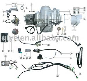 engine lifan 125 wiring diagram engine wiring diagram free