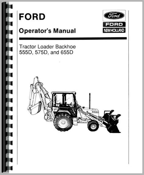 ford 555d backhoe parts diagram ford get free image