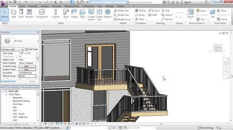 design a house designing a house in revit architecture