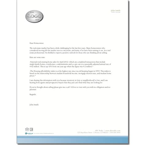 Customer Prospecting Letter Prospects Sales Letter Exle