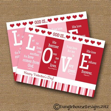 printable christian valentines day cards 9 best images of christian cards free printable