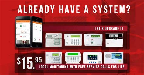 alarm monitoring and home security in glenpool ok for 15