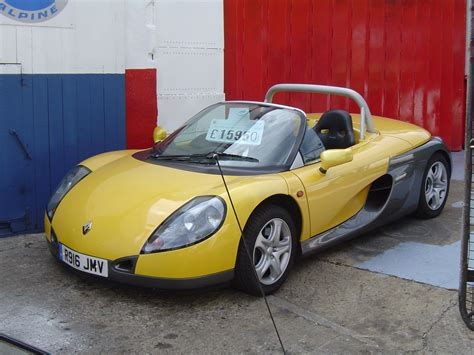 Renault Spider Renault Spider Technical Details History Photos On