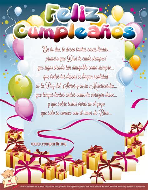 Imagenes Con Mensajes De Felis Cumpleaños | mensajes de cumplea 241 os