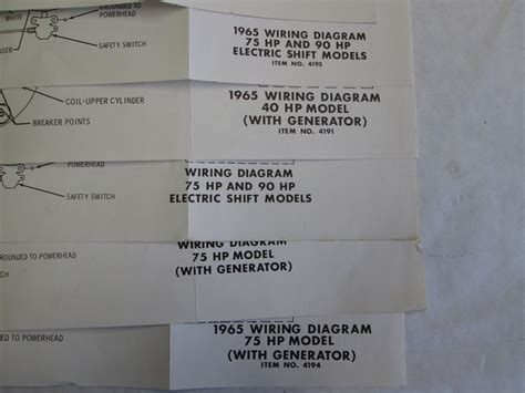 1978 johnson outboard wiring diagram wiring diagrams