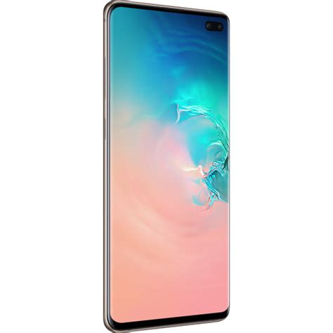 samsung galaxy s10 sm g975u 1tb smartphone sm g975ucwfxaa b h