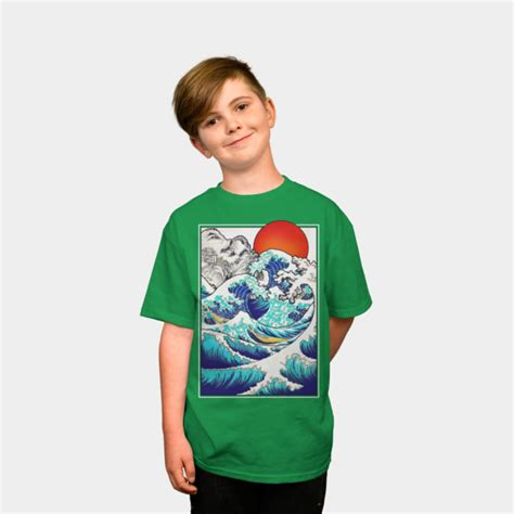 Asian Tides Version 2 Navy T Shirt For Mens asian tides version 2 t shirt by polysciguy design by humans