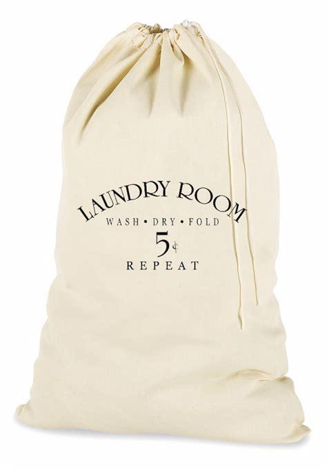 washable laundry wholesale eco reusable washable laundry bag hotel cotton