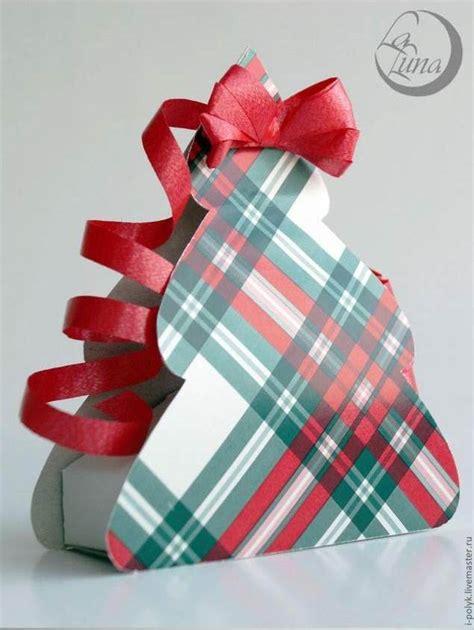 creative ideas diy cute christmas tree gift box