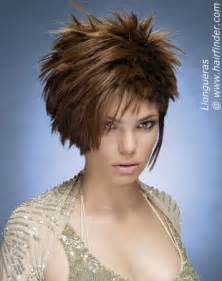 how to spike womens hair cool spiky haircuts for prom hairstyles