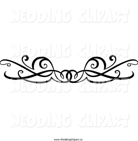 Wedding Border Design Black And White by Wedding Clip Black And White Border Clipart Panda