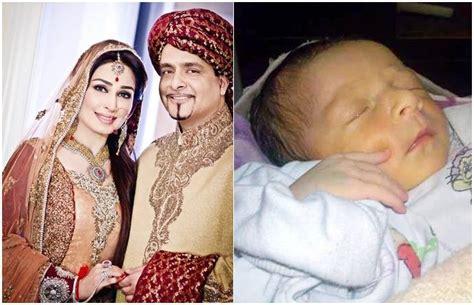 film star reema family pics pakistani actress reema khan enjoying time with her baby boy