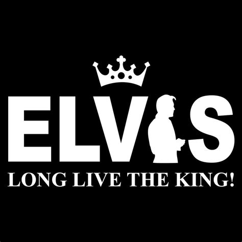 Elvis Stickers elvis live the king sticker decal vinyl car 5
