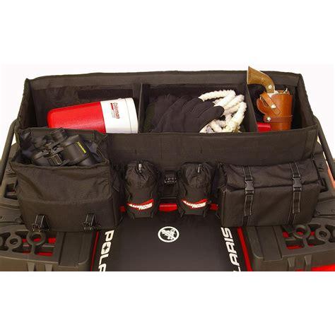 american trails atv cargo bag black 116231 racks