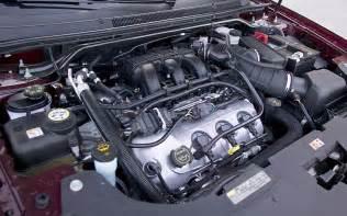 Ford Taurus Engine 2008 Ford Taurus Drive Motor Trend