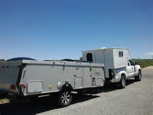 Camp Trailer Awnings A Frame Campers Chalet Aliner Jayco Anyone