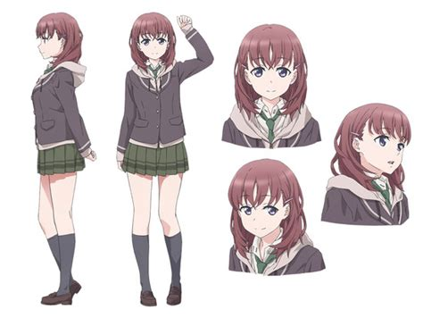 anime just because just because muestra sus dise 241 os de personajes koi nya net