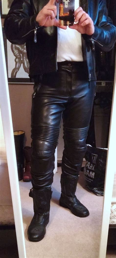 Leather Ebay by Mens Vanson Leathers Traveler Leather Leather