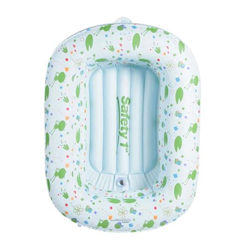 inflatable bathtub for baby safety 1st kirby inflatable tub babycenter