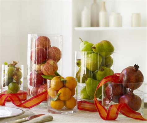 Fruit Vase Filler by Our Favorite 2015 Fall Vase Filler Ideas Linentablecloth