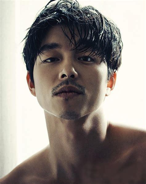 big korean actors korean actor gong yoo picture gallery