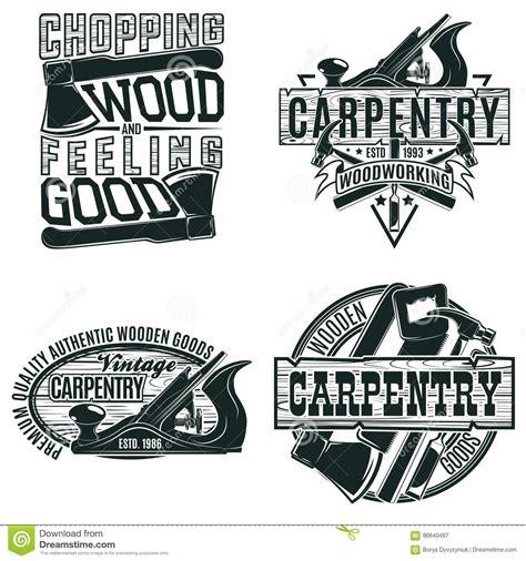 vintage logo design stock vector illustration  logotype
