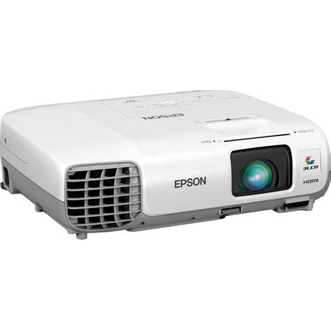 Proyektor Xga Epson Powerlite X27 2700 Lumen Xga 3lcd Multimedia V11h692020