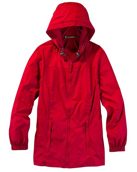 design rain jacket design harriton ladies rain jacket