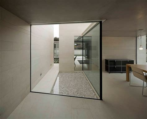 minimal design fascinating residence in barcelona enthralls with its