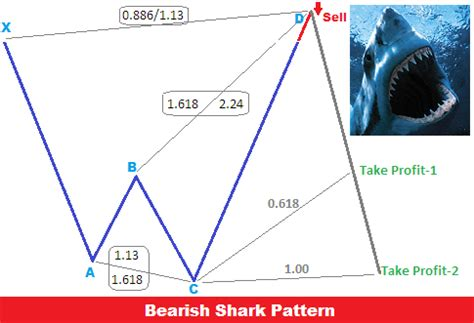 forex pattern formation forex trading guide trade forex with bearish shark