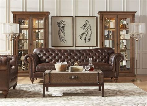 Havertys Leather Sofa Havertys Leather Sofa