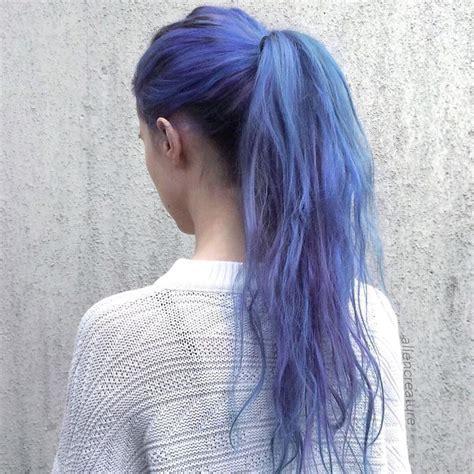 indigo hair color 25 best ideas about indigo hair on blue