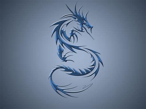 cartoon picture tribal dragon wallpaper