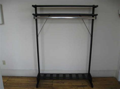 garment clothes rack used 50 walker s point