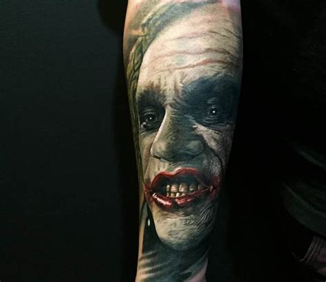 joker gotham tattoo video 20 best tattoo artist steve butcher images on pinterest