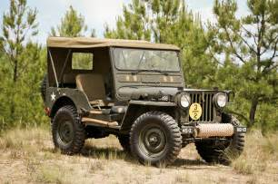 Jeep M38 1951 Willys Jeep M38 Essentially A Combat Ready Version
