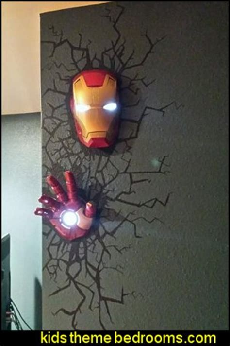 Avengers Bedroom Theme Decorating Theme Bedrooms Maries Manor Superheroes