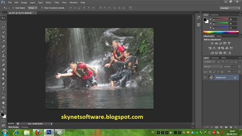 cara edit foto warna soft di photoshop mycomputer cara menajamkan warna foto di photoshop