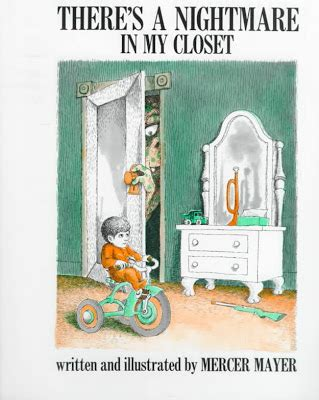 There Is A In Closet by 1001 Books In Asl 7 There S A Nightmare In Closet By