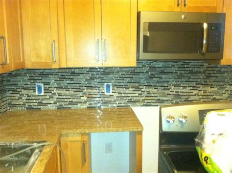kitchen tile backsplash doityourself com community forums dried grout on stone help mosaic backsplash