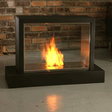 The Fireplaces by Ventless Gel Fireplace Modern Indoor Fireplaces By