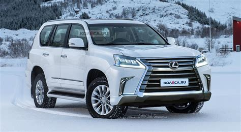 Lexus Gx Update 2020 by Will The Updated 2020 Lexus Gx 460 Look Like This Lexus