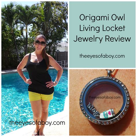 Origami Owl Review - origami owl large locket review giveaway the