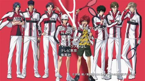 The Prince Of Tennis Ii 11 prince of tennis ii 08 vostfr anime ultime