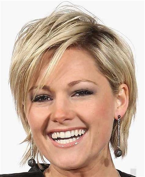 easy short haircuts for women over 40 easy hairstyles for short layered hair 2017 2018 best