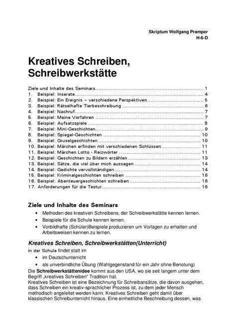 Inserate Schreiben Muster Schreibwerkstatt By Klasseonline Issuu