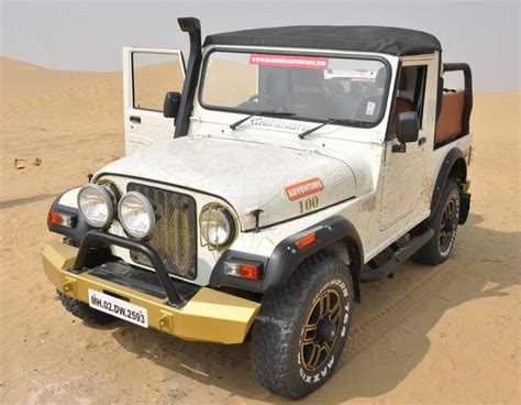 thar jeep white mahindra thar di 2wd 4wd price mileage features specs review