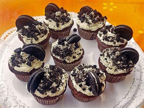oreo kuchen tim mälzer oreo cupcakes bakingthelaw chefkoch de