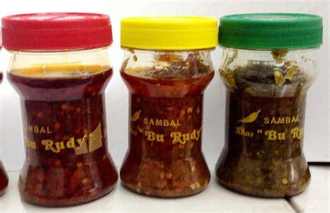 Sambal Bawang Original Bu Rudy 10 oleh oleh khas surabaya yang paling terkenal